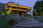 Outdoor Pavilion Design Ideas That Incorporate A Pergola