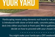 7 Tips For Hardscaping Your Yard