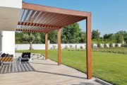 How Is A Pergola Different From An Arbor?
