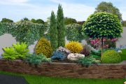 The Difference Between Retaining Walls and Garden Walls
