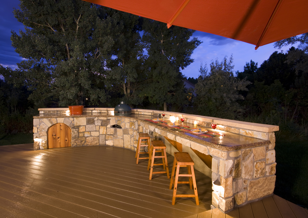 Planning An Outdoor Kitchen For Your Backyard Is Exciting But Not Exactly A Diy Undertaking Experienced Designer In Okc Will Make Sure