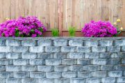 Why Add Drainage To A Retaining Wall?